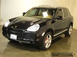 porsche cayenne 2006 turbo 2006 porsche cayenne turbo s for sale in california