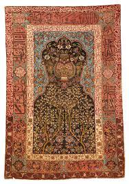 lot 93 sotheby u0027s rug sale safavid prayer rug kashan or isphahan