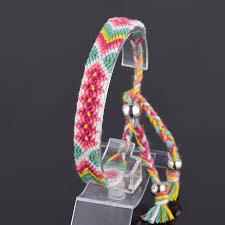 hand woven bracelet images Online shop cotton rope friendship bracelets fantasy hand woven jpg