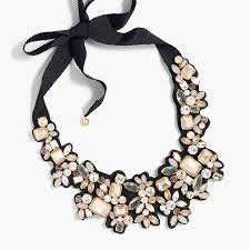 bib necklace images Frost crystal bib necklace women 39 s necklaces j crew 1,0,0