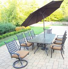 Sunbrella Umbrella Sale Clearance by Outdoor Outdoor Patio Swing Patio Table Set With Umbrella