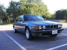 1990 bmw 7 series car brand auctioned bmw 7 series sedan 4 door 1990 car model bmw