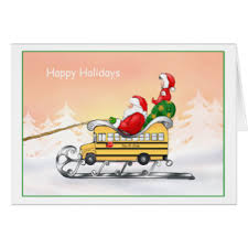 christmas cards themed school driver cards invitations greeting photo cards zazzle