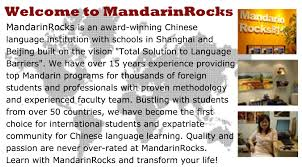 Chinese Study by Shanghai Mandarin Chinese Language Learn And Study
