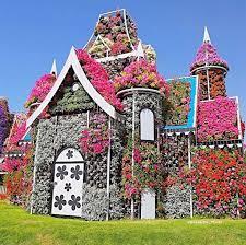 flower house flower house dubai miracle garden a lenda do reino dos beija