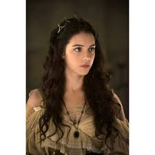 reign tv show hair beads queen mary style reign polyvore
