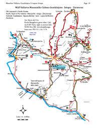 Progreso Mexico Map by Zacatecas And San Luis Potosi To Guadalajara San Blas Pto