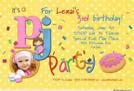 party 3rd birthday invitation confetti cupcakes u0026 doughnut