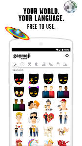 grindr xtra for android gaymoji by grindr 1 0 1 apk android social apps