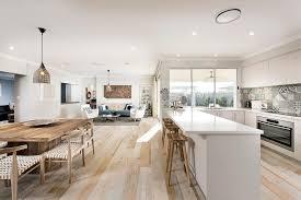 open floor plan kitchen and living room amazing scandinavian open floor plan kitchen with white counters