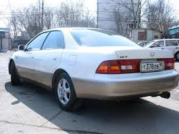 lexus best years 1997 lexus es 300 information and photos zombiedrive