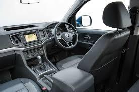 volkswagen minivan 2016 interior volkswagen commercial vehicles launch new amorak with trailblazers