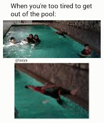 Pool Boy Meme - meme lazy pool boy by princetasya on deviantart