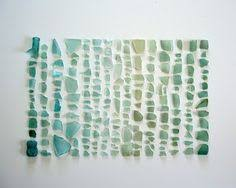 seaglass tiles I WILL have these somewhere in my house one day