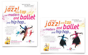 dance flyer template word dance party flyer template graphics and