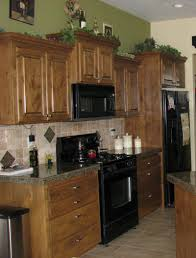 Kitchen With Light Cabinets Kitchen Cabinets Dark Kitchen Countertop With Light Cabinets Oak