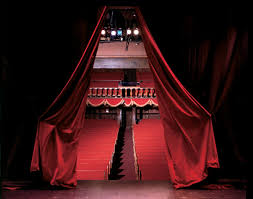 backstage curtain google search research mephisto