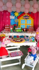 peppa pig birthday ideas peppa pig birthday party ideas birthday party desserts pig