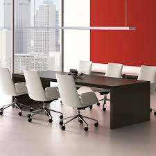 Contemporary Conference Tables by Contemporary Conference Table Wooden With Integrated