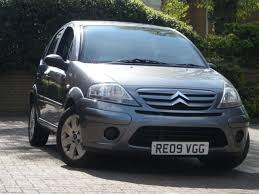 used 2009 citroen c3 1 4 hdi airdream 5dr for sale in surrey