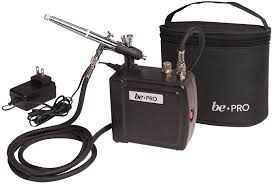 best professional airbrush makeup system be pro airbrush makeup kit review