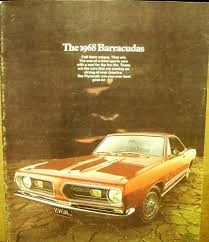 1968 plymouth shop service manual hemi gtx road runner 340