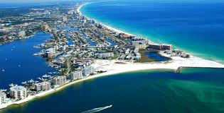 Map Destin Florida by Greats Resorts Destin Fl Resorts With Wedding Packages