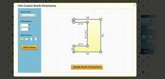 Floor Plan Builder Floor Plan Builder Map Your Show For Floor Plan Builder