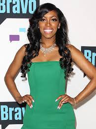 what type of hair does porsha stewart wear em the real housewives of atlanta em the best and craziest