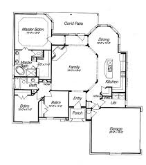 French Cottage Floor Plans 19 Best Blueprints Images On Pinterest Walkout Basement Ranch