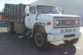 1986 chevrolet kodiak flatbed truck item i4943 sold feb