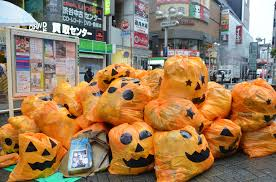 spirit halloween san francisco tokyo u0027s volunteer spirit aids halloween cleanup the japan times