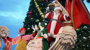Universal Studios Christmas Ornaments - celebrate the holidays at universal orlando 2017 guide