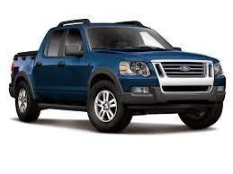 Ford Explorer Body Styles - 2008 ford explorer sport trac conceptcarz com