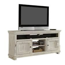 woodbridge home designs howard tv stand finish distressed white