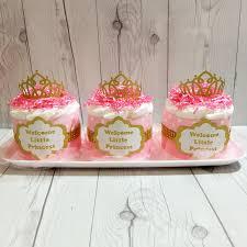 mini diaper cake centerpieces centerpieces u0026 bracelet ideas