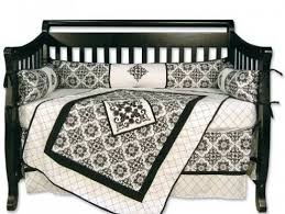 black and white damask bedding by marika hubpages