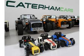lego nissan caterham seven is the latest car to be immortalized in lego form