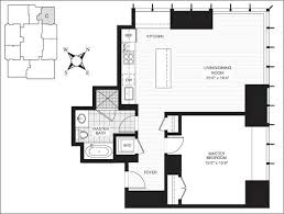 Mission House Plans Socketsite A Masterful Millennium Tower Floor Plan And Apples