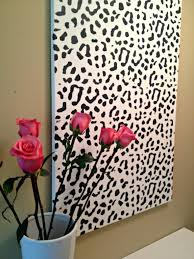 Cheetah Print Curtains by Diy Ideas For Lovers Of Leopard Print