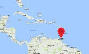 where is and tobago located on the world map and tobago travel warning terror threat for uk tourists
