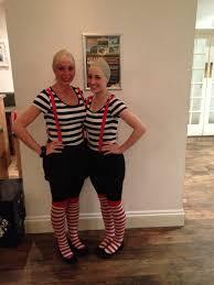 Tweedle Dee And Tweedle Dum Costumes 15 Best Halloween Images On Pinterest Tim Burton Alice In
