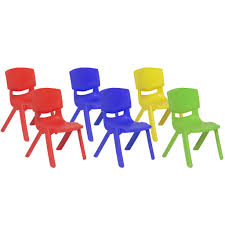 Outdoor Plastic Stackable Chairs 10