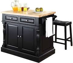 kitchen islands with butcher block tops darby home co lewistown 3 kitchen island set with butcher