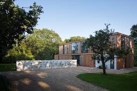 woodpeckers ström architects archdaily