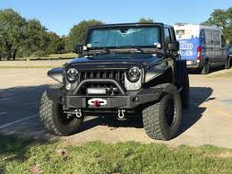 jeep grill logo angry dv8 off road wrangler angry eye design grille textured black