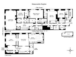 kennedy compound floor plan image from http photos sothebyshomes com floorplans original