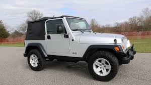 jeep wrangler rubicon top 2004 jeep wrangler rubicon for sale top 5 speed 6 cd