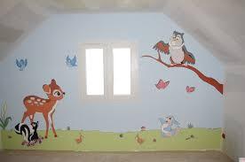 chambre bébé peinture murale peinture murale pour chambre newsindo co