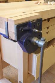 Work Bench With Vice Front Vise Workbench Class
